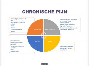 Wat is chronische pijn