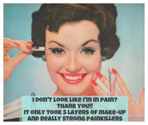 Make-up_chronische pijn