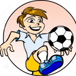 http://www.dreamstime.com/royalty-free-stock-images-boy-playing-football-image2625529