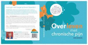'Overleven met chronische pijn' omslag